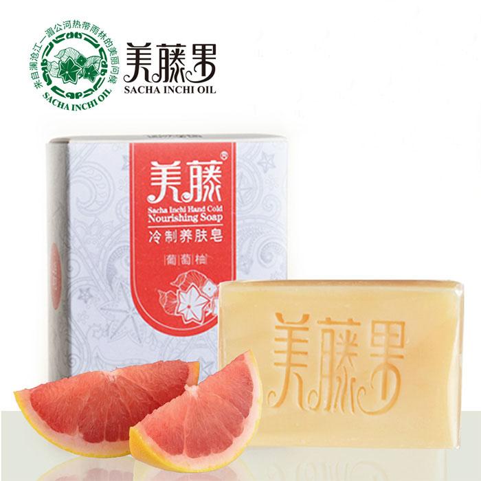 美藤皂—山谷果园系列 葡萄柚养肤皂